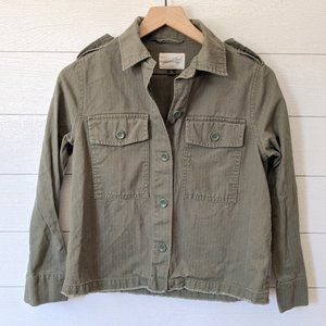 Universal Thread Olive Green Military Jacket